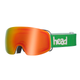 Gogle Head GALACTIC FMR yellow/red