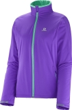 Kurtka Salomon NOVA SOFTSHELL JACKET W LITTLE VI M