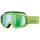 Gogle Uvex Slider FM 55/0/026/light green/UNI