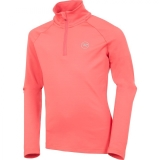 BLUZA ROSSIGNOL GIRL 1/2 ZIP WARM STRECH kolor 303