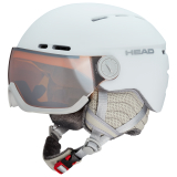 Kask HEAD QUEEN white/