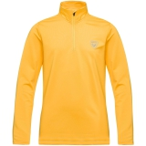BLUZA ROSSIGNOL BOY 1/2 ZIP WARM STR. D.CITRUS