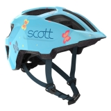 KASK SCOTT Spunto Kid  (CE) light blue