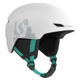 Kask Scott Keeper 2 wht/mint grn