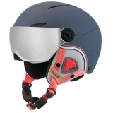 KASK BOLLE JULIET VISOR NAVY ROSE
