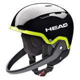 Kask Head TEAM SL+ GARDA black/lime