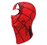Kominiarka Buff S.HEROES POLAR SPIDERMASK RED