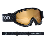 Gogle Salomon JUKE ACCESS BK/Solar T.Orange