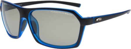 OKULARY GOGGLE E924-2P MATT BLACK/C. BLUE CAT. 2-3