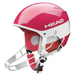 Kask Head STIVOT YOUTH SL+Chinguard pink
