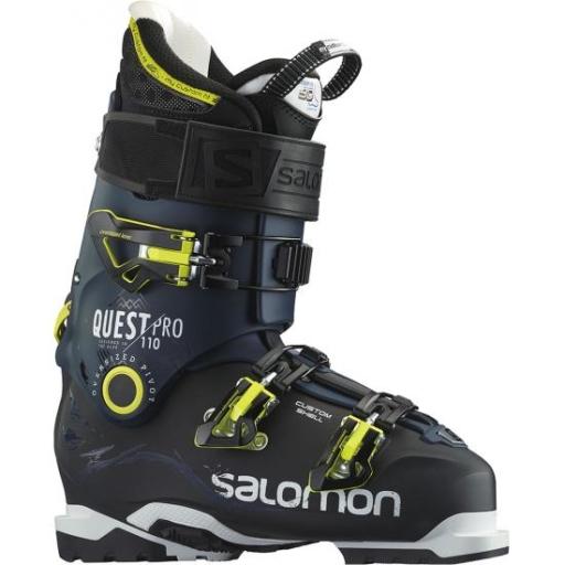 salomon sensifit buty narciarskie technologia grzania